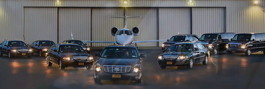 Limousine and Airport Service in New Jersey